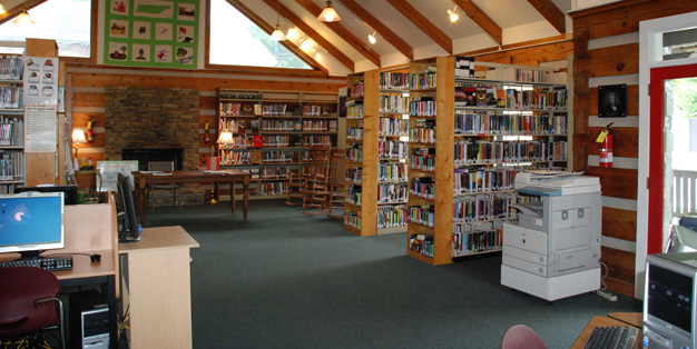 South Cheatham Library